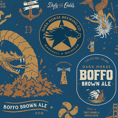 Boffo Brown Ale