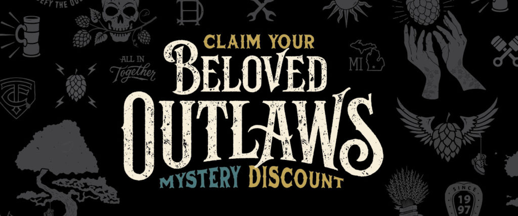 Beloved Outlaws Discount