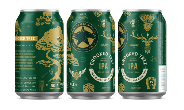 Crooked Tree 12oz Cans