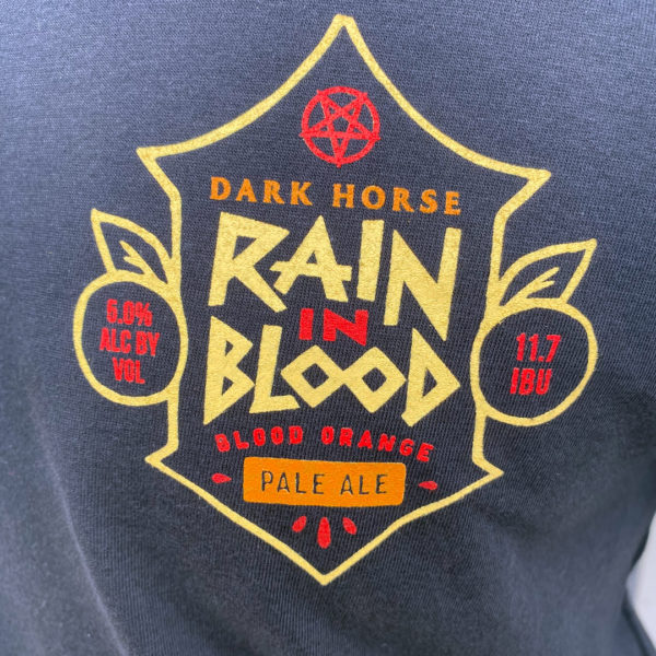 Rain In Blood t-shirt